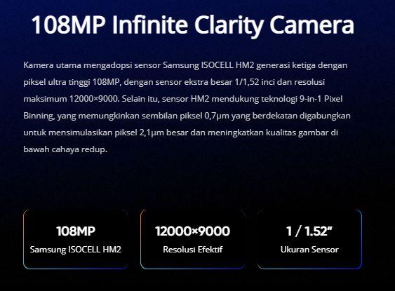 Realme 8 Pro beserta spesifikasi © 2021 brilio.net
