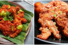 10 Resep ayam bumbu balado, lezat, empuk, dan sederhana