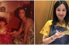 10 Potret lawas Andi Soraya, bukti cantiknya nggak berubah