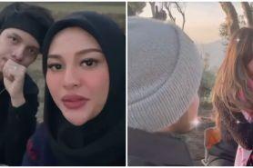 10 Momen Atta & Aurel double date di Bromo dengan Crazy Rich Malang
