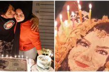 10 Potret kue ulang tahun Irish Bella dan Ammar Zoni, selalu unik