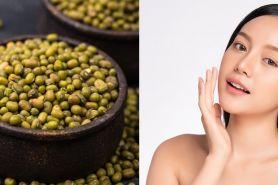 5 Manfaat kacang hijau untuk kecantikan, dapat mencerahkan kulit