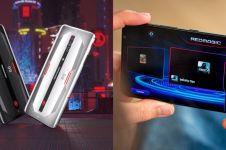Harga ponsel gaming Nubia Red Magic 6 serta kelebihan dan kekurangan