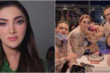 10 Momen Ashanty buka oleh-oleh dari Turki, buat Millen curi perhatian