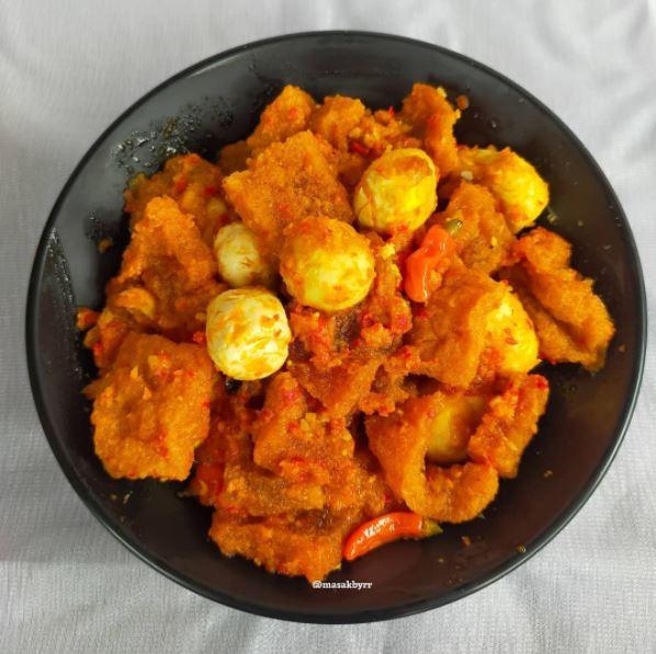 resep sambal goreng krecek © berbagai sumber