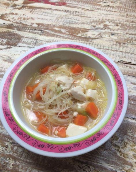 resep sup bihun  © berbagai sumber