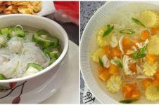 10 Resep sop bihun sederhana, segar dan bumbunya nendang abis