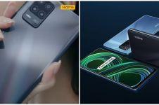 Harga dan spesifikasi Realme 8 5G, smartphone 5G termurah