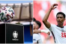 5 Pemain ini pecahkan rekor termuda di Euro, terbaru Jude Bellingham