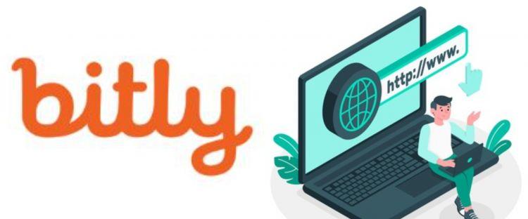 6 Cara mudah membuat tautan bitly melalui browser, mempersingkat URL