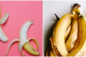 8 Manfaat kulit pisang untuk kecantikan, bisa obati jerawat