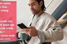 10 Status lucu di media sosial ini jokes-nya bapak-bapak banget