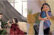 8 Momen Thalia putri Ruben Onsu lulus TK, wisuda pakai bahasa Mandarin