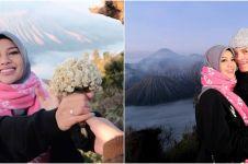 8 Fakta Sarah Menzel, pacar Azriel Hermansyah yang berdarah Jerman