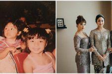 10 Potret Nikita dan Winona Willy dulu hingga kini, sister goals