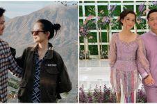 Azriel sakit di Bali, ini 10 momen Sarah Menzel temani di rumah sakit