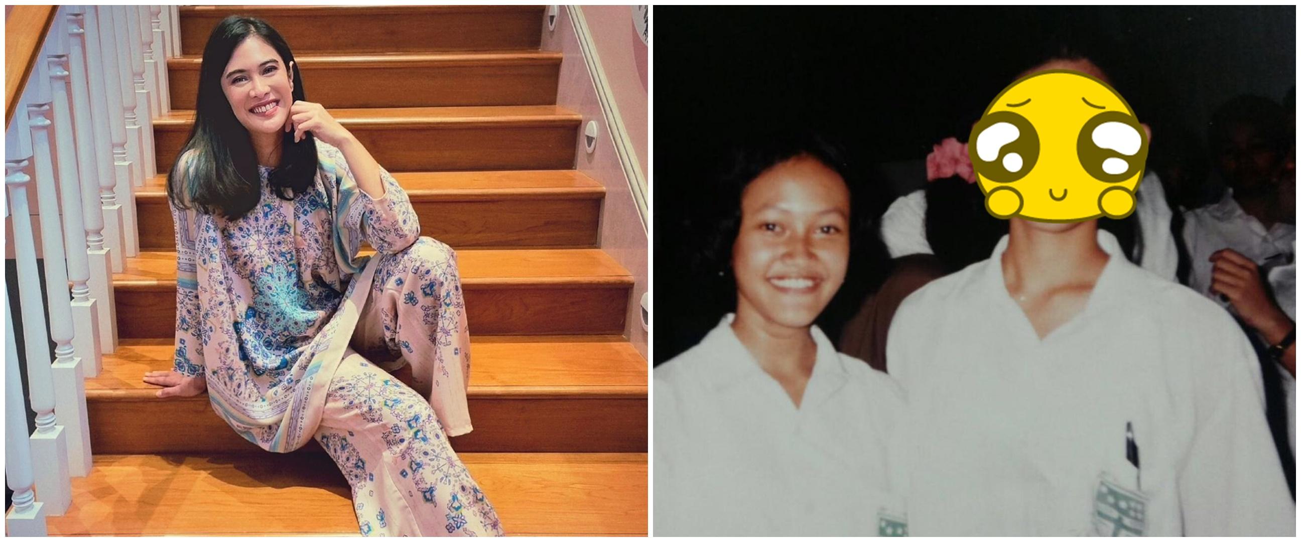 8 Potret lawas Dian Sastrowardoyo saat sekolah, bukti cantik dari dulu