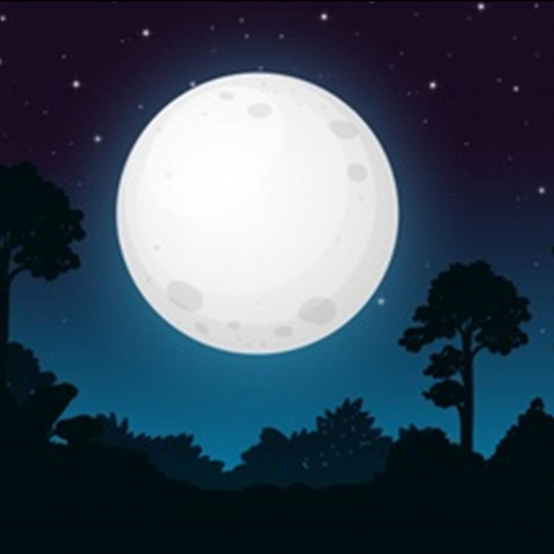 40 Kata-kata tentang bulan, meneduhkan dan bikin tenang di malam hari