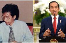 15 Transformasi Jokowi dari masa muda hingga ulang tahun ke-60