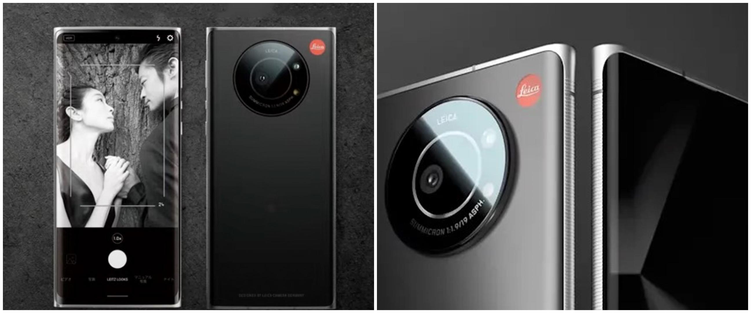 Harga HP Leica Leitz Phone 1, spesifikasi, kelebihan, dan kekurangan