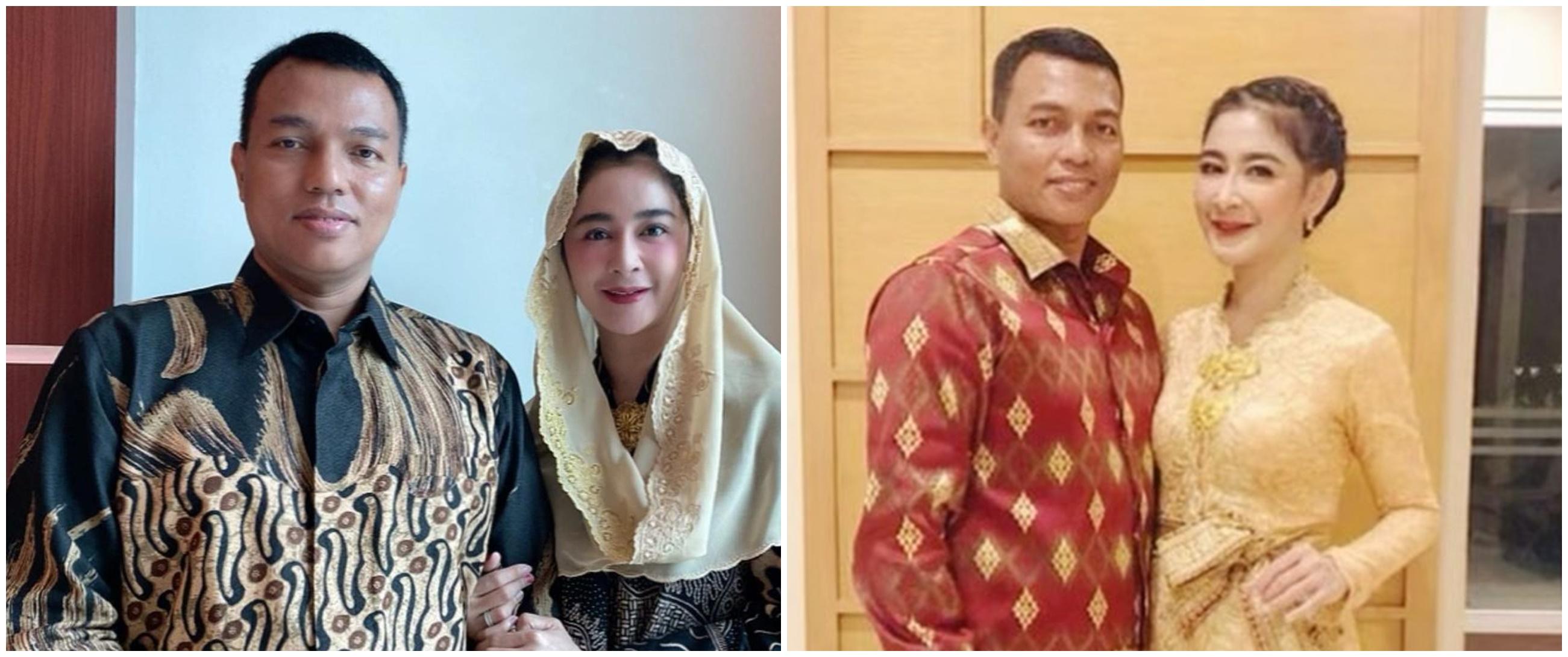 9 Pesona Uut Permatasari dampingi suami dilantik jadi Kapolres Gowa