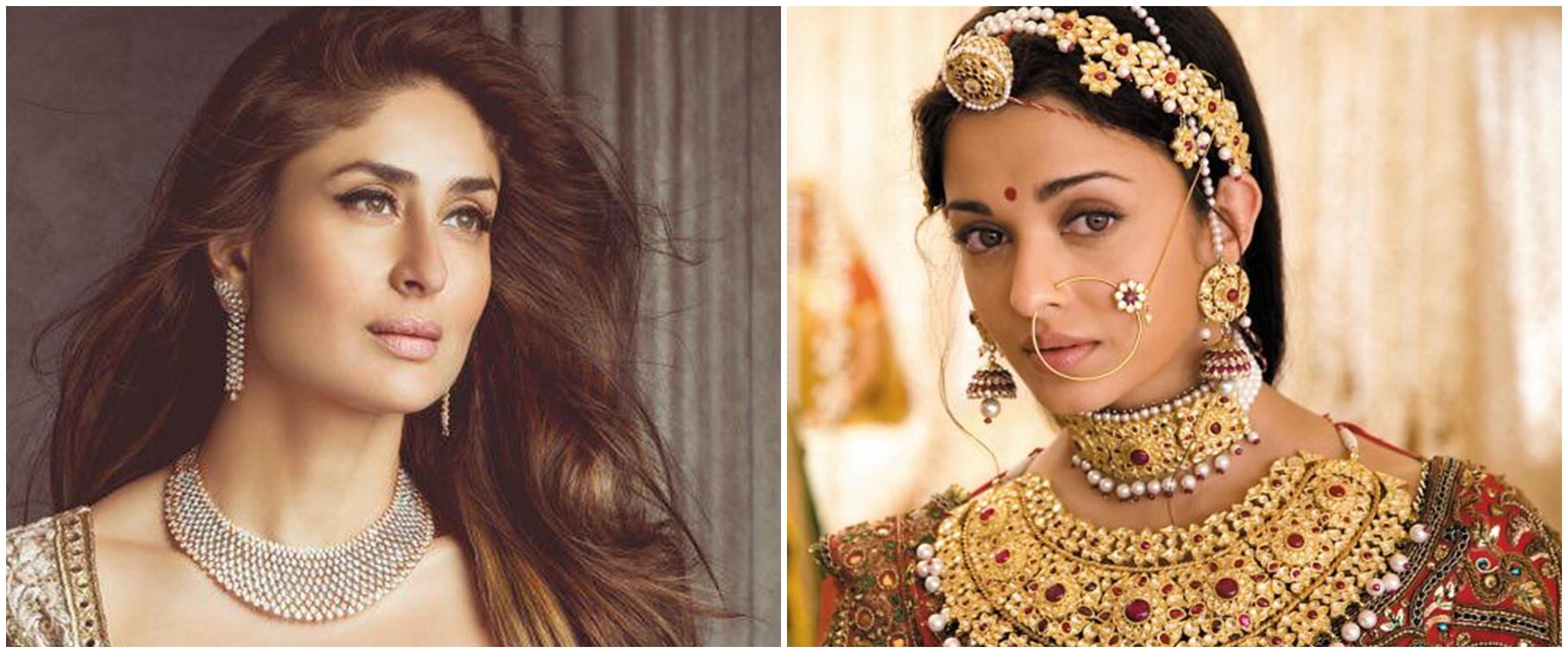 Dilapisi emas, ini gaya 7 seleb Bollywood pakai gaun pengantin