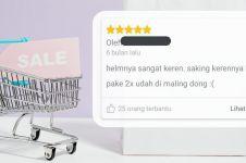 15 Testimoni positif beli barang di online shop ini kocak abis