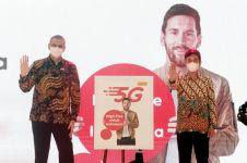 Wah masyarakat Solo kini bisa merasakan layanan 5G Indosat Ooredoo
