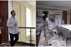 Ditata ulang, ini 10 potret terbaru lantai dua rumah Nagita Slavina