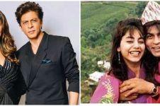 6 Potret lawas Shah Rukh Khan dan Gauri zaman pacaran, mesra abis