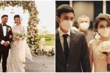 Momen 6 mantan aktor cilik saat menikah, auto bikin baper