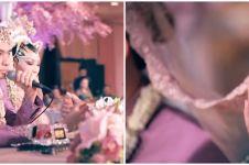 10 Potret lawas pernikahan Ayu Dewi dan Regi Datau, penuh kenangan