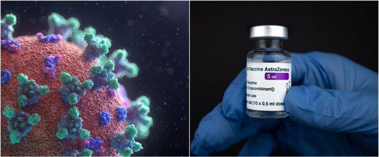 Meski baru satu kali vaksin, astra zeneca tetap ampuh tangkal Covid-19