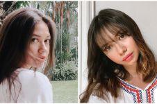 Biasa rambut lurus, 8 foto Yuki Kato saat keriting ini bikin pangling