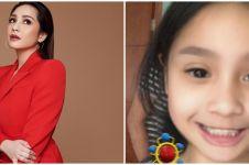 6 Potret wajah Nagita Slavina usai pakai filter foto, manglingi