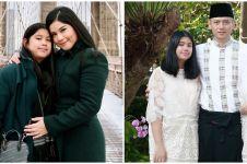 10 Potret Annisa Pohan & putrinya yang beranjak remaja, bak kakak-adik