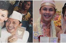 Potret lawas pernikahan 8 presenter cantik, curi perhatian