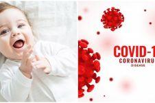 Cara mengenali gejala Covid-19 pada bayi dan anak-anak, waspada ya