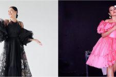 Beda gaya 10 penyanyi saat pemotretan tema glamor, memesona