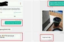 10 Chat lucu jawaban nyeleneh penjual online shop ini malah ngeselin