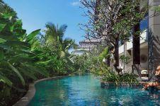 3 Cara manjakan keluarga saat liburan di resor tepi pantai di Bali