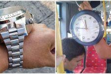 20 Penampakan absurd jam tangan, desainnya bikin senyum kecut