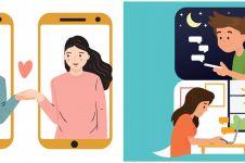 30 Pantun LDR untuk pacar, romantis dan bikin kangen