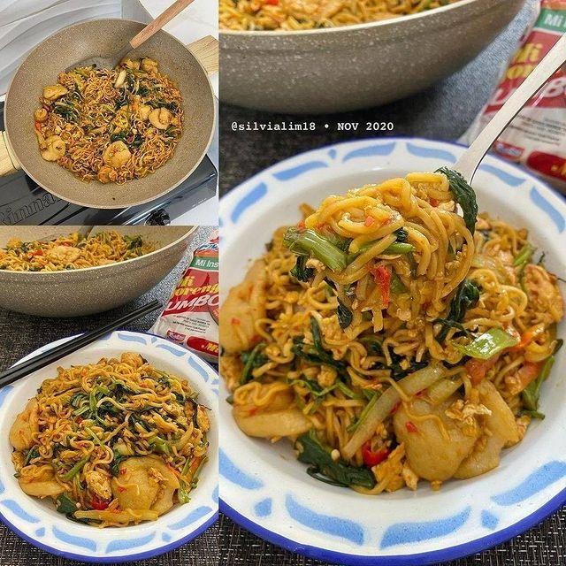 15 Resep sayur kangkung pedas  berbagai sumber