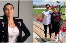 8 Momen anak Nikita Mirzani ikuti kejuaraan panahan internasional
