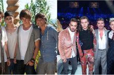 10 tahun berlalu, ini kabar terbaru 5 personel One Direction