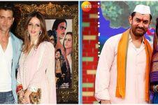 8 Seleb Bollywood cerai usai belasan tahun menikah, terbaru Aamir Khan
