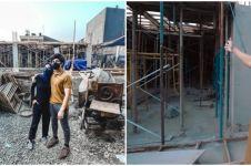 8 Potret pembangunan rumah baru Atta Halilintar, ada lift khusus mobil