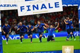Jorginho 'ice-cold penalty' antar Italia ke Final Euro 2020