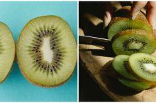 11 Manfaat kiwi untuk kecantikan, bisa cegah kerutan wajah